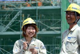 若築建設の写真